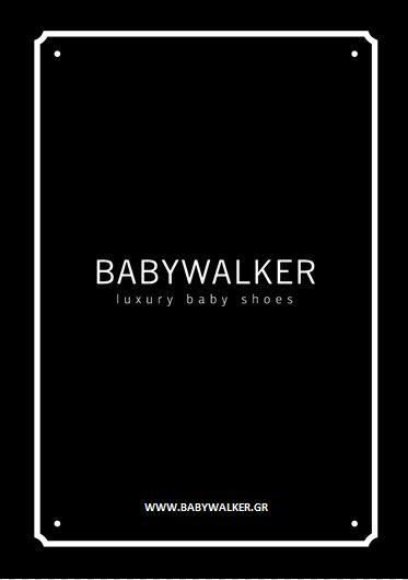 BABYWALKER banner FW2014/15