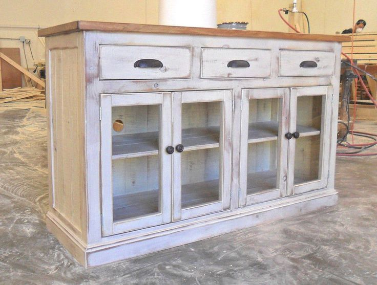 Reclaimed Wood, Rustic, TV Stand, Entertainment Unit, Buffet, Console, Cabinet #Handmade #RusticPrimitive