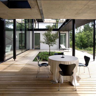 Villa Snow White - Helin & Co Architects