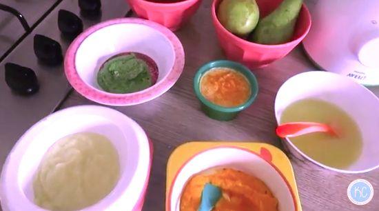 babyhapjes maken met de babycook DIY: ZO maak je zelf babyvoeding : Groentehapje, Fruithapje, voor je kindje /baby met de babycook stomer! Groentehapjes en fruithapjes recepten