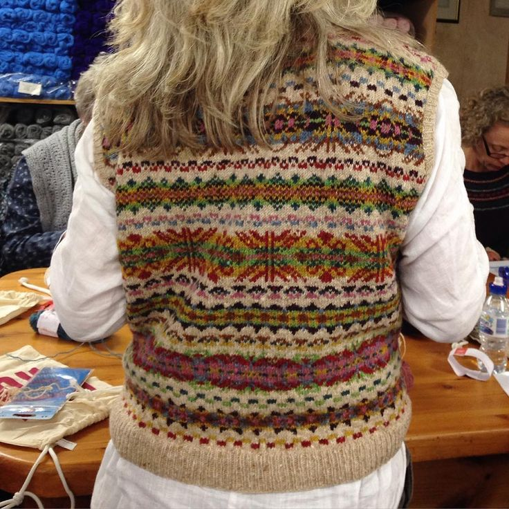 971 best Fair Isle images on Pinterest   Tutorials, Colors and ...