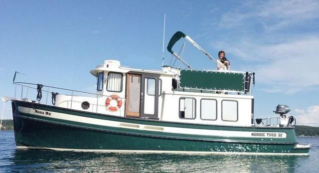 2001 Nordic Tugs 32 Power Boat For Sale - www.yachtworld.com