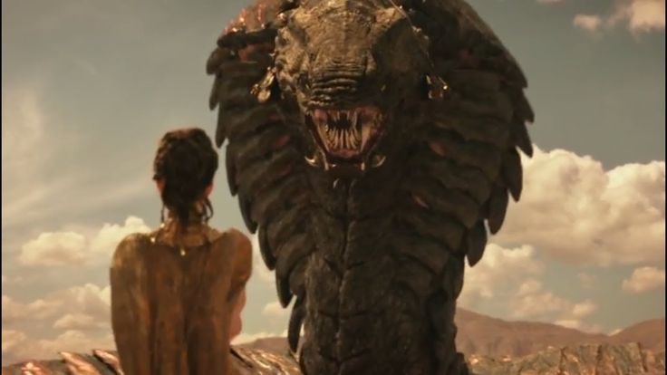 Gigantic Snakes Attack - Gods of Egypt Movie Clip (2016)