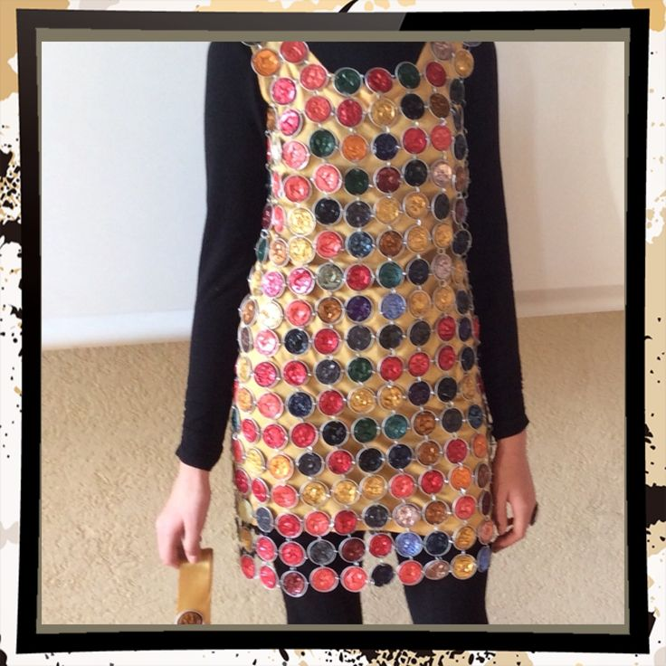 Vestido de cuadros 5 - 1 10