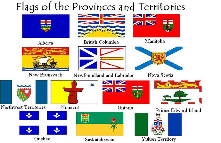 Canadian Provincial Flags - SkyscraperPage Forum