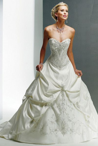 """Maggie Sottero, Style """"Monalisa Royale"""" (available in sizes 2-28)"""