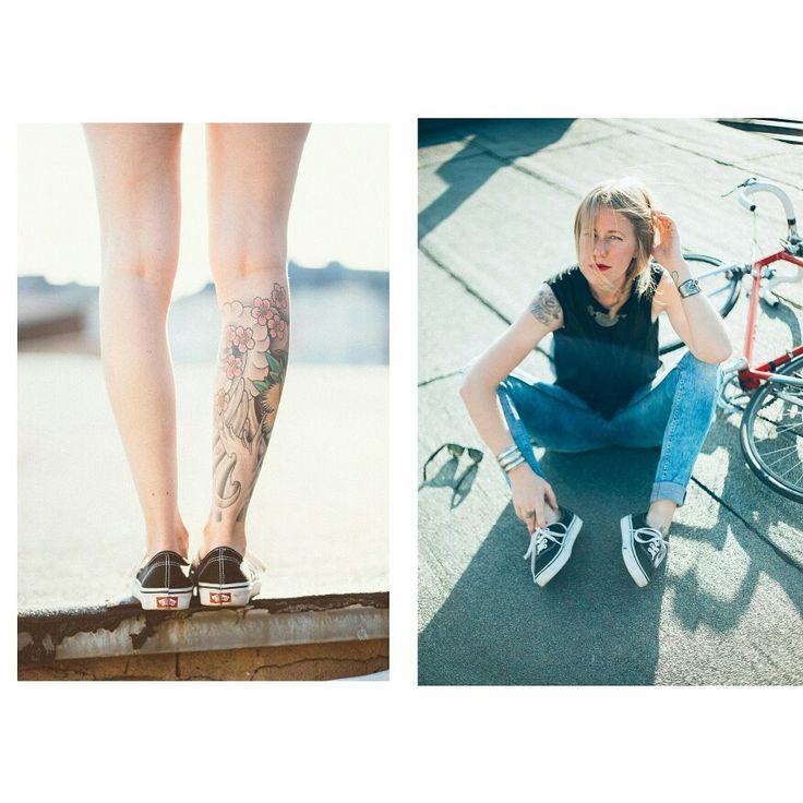 Womenswear Vans Fashion Bike
