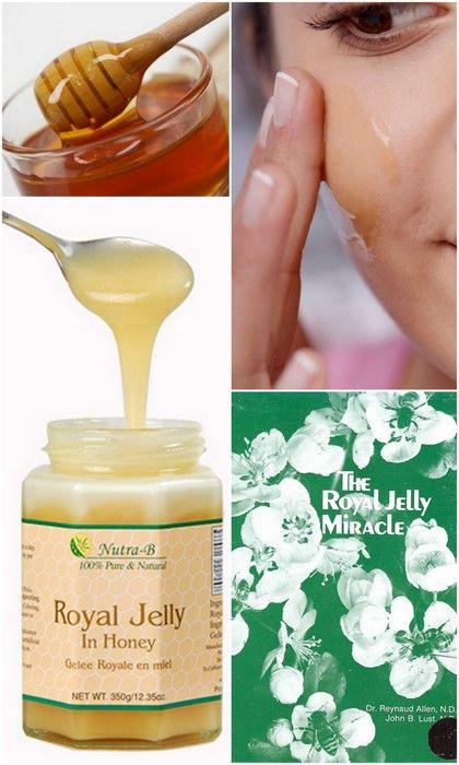 royal jelly facial recipes-i use royal jelly almost every night!!!!