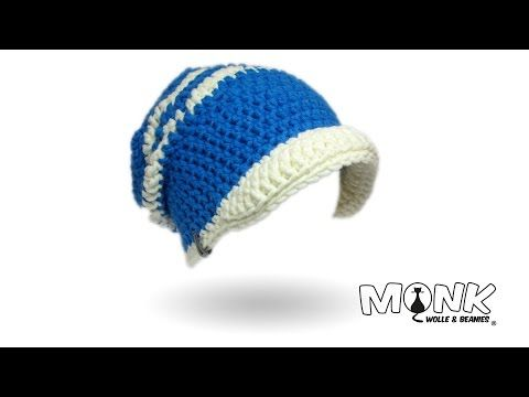 3d462c461bdf74 Tunisian Crochet Dropped Pear Stitch - YouTube | bere | Mütze häkeln,  Häkelmützen und Beanie häkeln