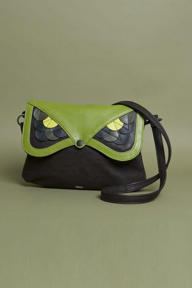 CB904 SKUNKFUNK women's bag season: spring summer 13 fabric content: 100% pu color: brown,grey,blue price: $95.00