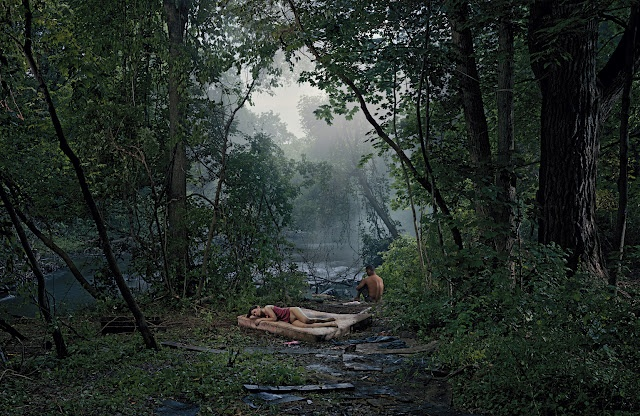 Gregory Crewdson - love the desolate apocalyptic taste.