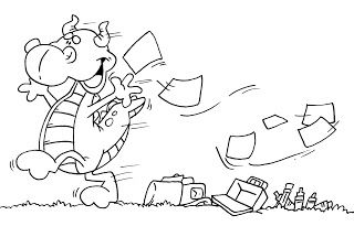 dudley the dragon coloring pages - photo#1