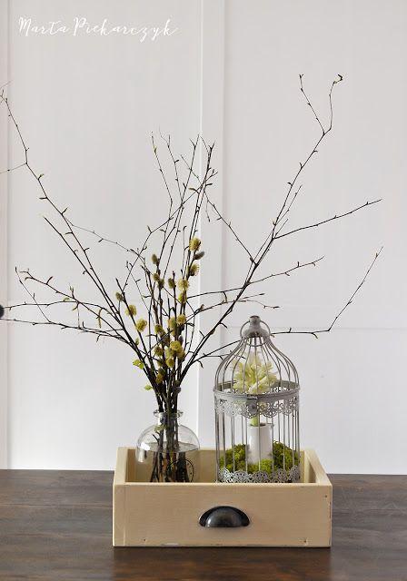 Wood&Crafts - kreatywne malowanie: Wiosenna skrzynka