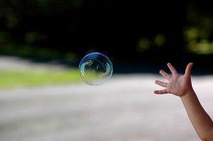 profumazione che si perde subito come una bolla di sapone