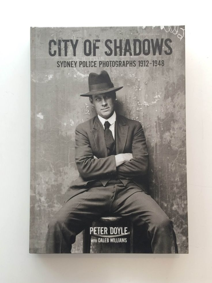 City of Shadows // Peter Doyle // A must see for all photography lovers