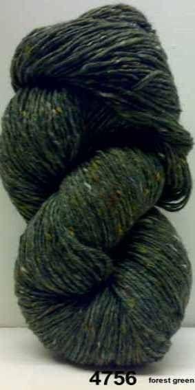 Aran Tweed Yarn (Forest Green) Irish Donegal Kilcarra Wool 7oz/200g, €12.00. Ireland