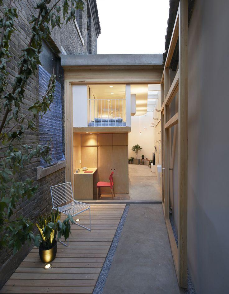 Galeria de Residência Dengshikou Hutong / B.L.U.E. Architecture Studio - 1