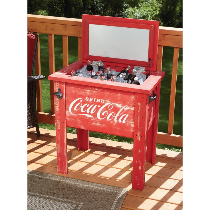 23 best rustic cooler gallery images on pinterest coolers a m and houston texans. Black Bedroom Furniture Sets. Home Design Ideas