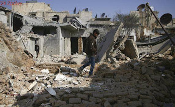Na kousku Sýrie začne platit příměří, oznámili Rusové. Dohlédne na to Írán