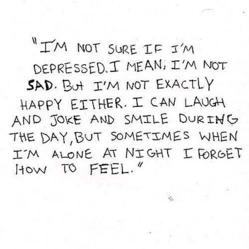 Sad Quotes About Depression: 1000+ Sad Quotes Hurt On Pinterest