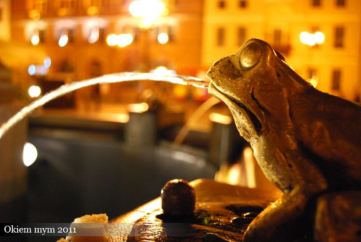 Flisak's fountain