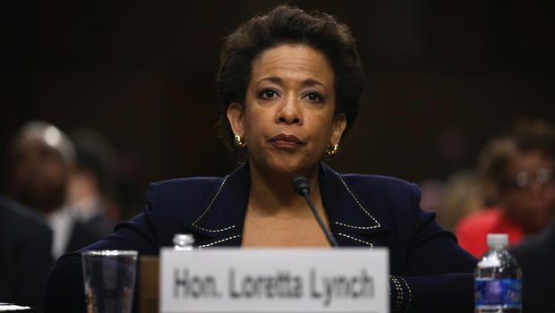 GATEWAY PUNDIT -- According to ABC, all applications to the FISA Court were signed off on by the Attorney General and therefore if any applications were processed in the past year, they were signed off on by Loretta Lynch. This means that Lynch signed off on any requests for wire tapping P