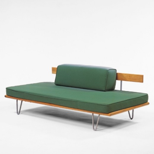 George Nelson, Daybed for Herman Miller, 1949.