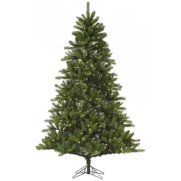 Best Deal On Artificial Christmas Trees: Vickerman Rockwell Spruce 7-foot Artificial Christmas Tree