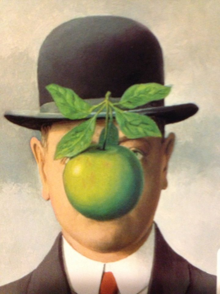 Best place to see a lot of the works by Rene Magritte, one of Belgium's most famous artists