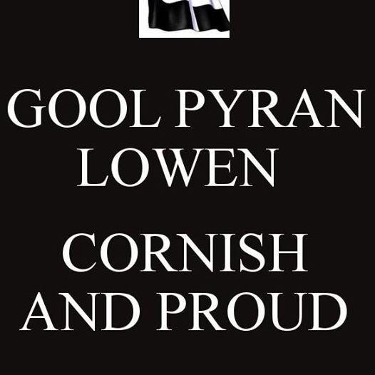 Cornish and proud