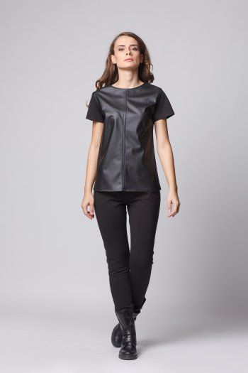 Happy Friday - After dark blouse