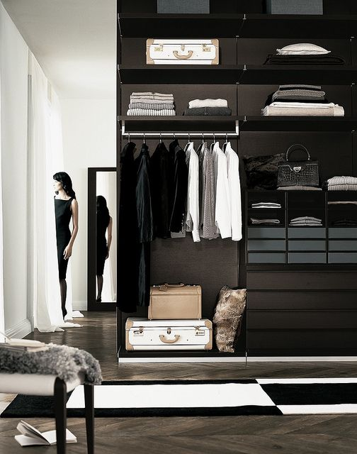 his and her closet idea