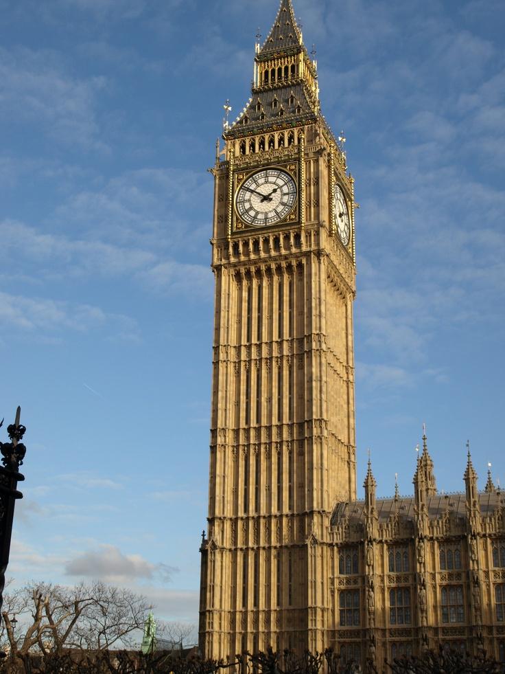 Big Ben - London, EnglandMr. Big, Big Ben London, London England