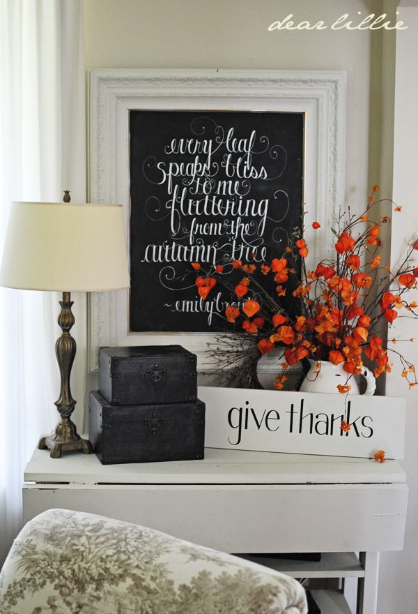 Image of Give Thanks Sign