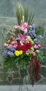 bunga standing SF.04