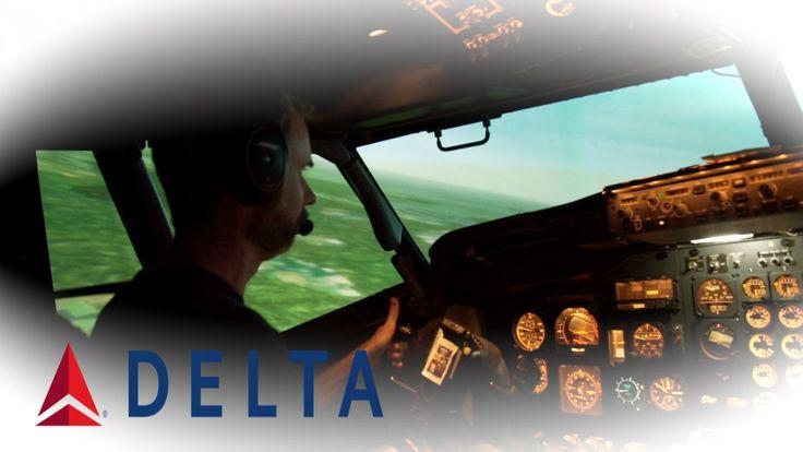 flygcforum.com ✈ DELTA FLIGHT MUSEUM ✈ Private Pilot Flying an Airliner ✈