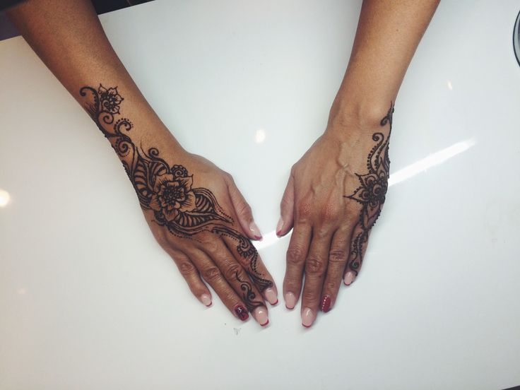 Mehendi henna art