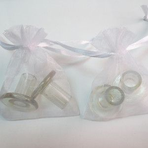 Clear Heel stoppers. Small size