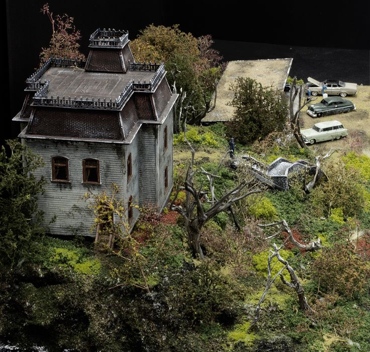 1000 images about diorama on pinterest toy soldiers for Model house movie
