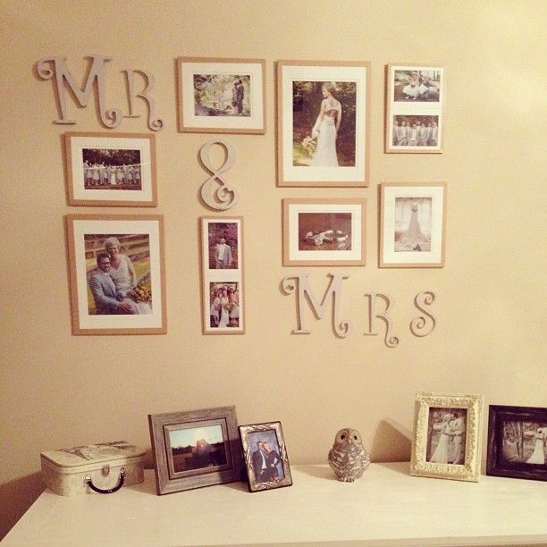 Attractive Photo Wall Collage Ideas Embellishment - Wall Art ...