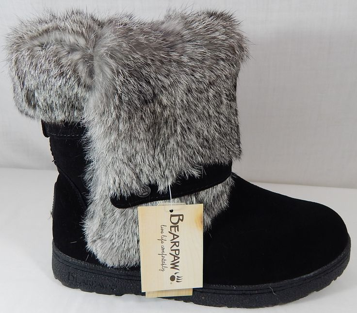 Bearpaw Suede Boots~Available in Black or Brown  http://stores.ebay.com/innergoddessdesigns