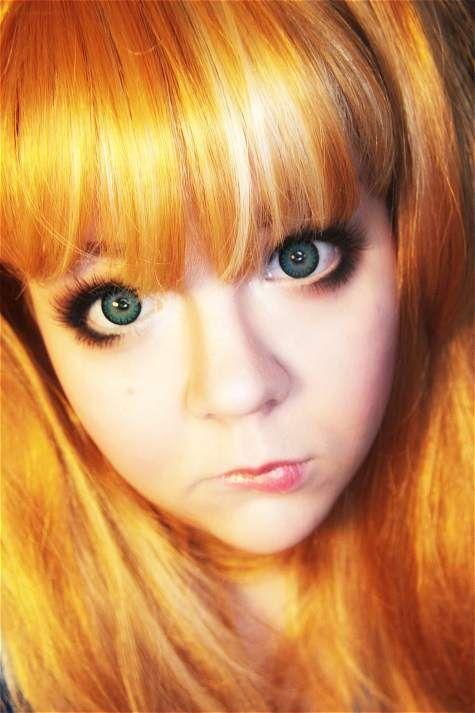 Step-By-Step: Doll Eyes