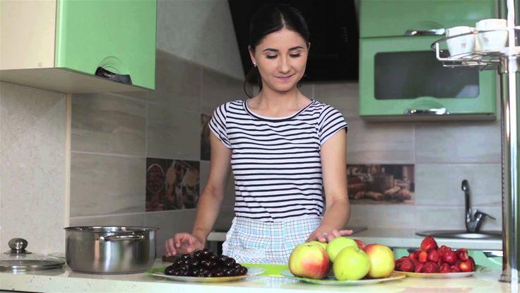 Видеоуроки «Элифбе». Компот из свежих фруктов