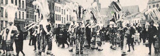 Het Carnaval van Binche is één van de oudste en van de meer typische Waalse carnavals. Dit Carnaval is wereldberoemd en fascineert het publiek van de hele wereld. Deze reputatie komt van de originaliteit et de authenticiteit van de gewoontes van Binche, want het Carnaval volgt de traditionele datums van de Vette Dagen en volgt ook vanaf de herfst de traditionele voorbereiding van het feest die binnen de families en de Carnaval gezelschappen gebeurt. (volgens de originele tekst : Michel…