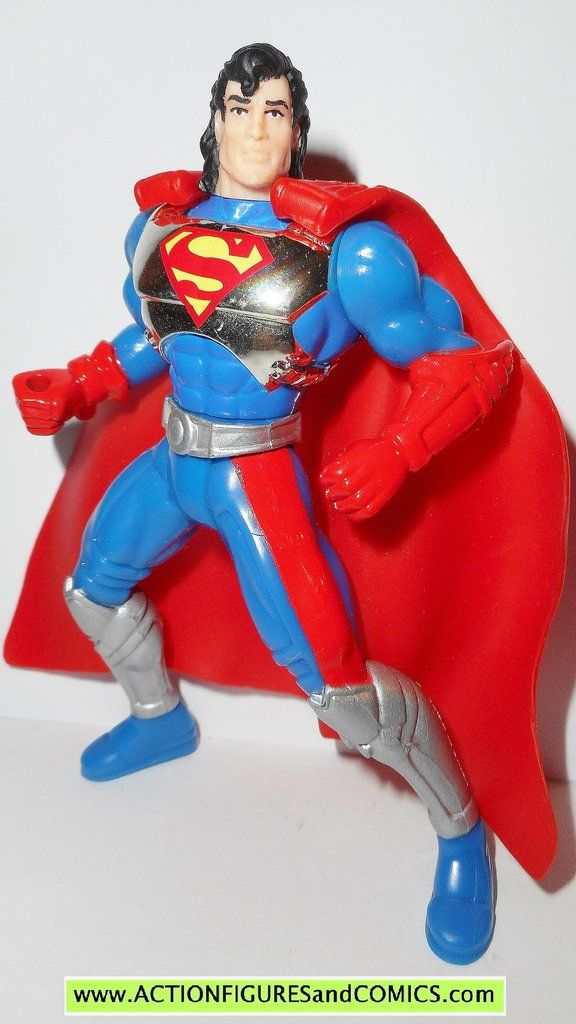 Best Superman Toys And Action Figures For Kids : Best images about superman action figures on pinterest