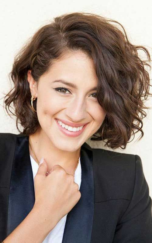 Wavy Bob Hairstyles Without Bangs : Best 20 wavy bob hairstyles ideas on pinterest medium wavy