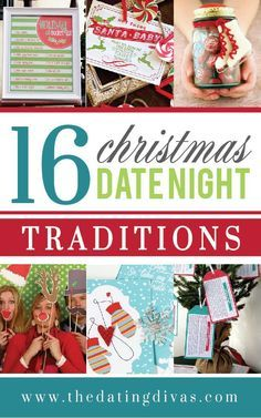 Christmas Date Night Traditions - Awesome ways to spend time together as a couple and get in the Christmas spirit!