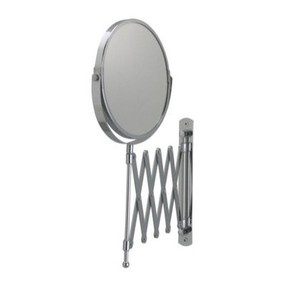 Ikea Frack Mirror Shaving Makeup Extendable Mirror- I need one of these to see the back of my head for hairstyles and hot rollers.