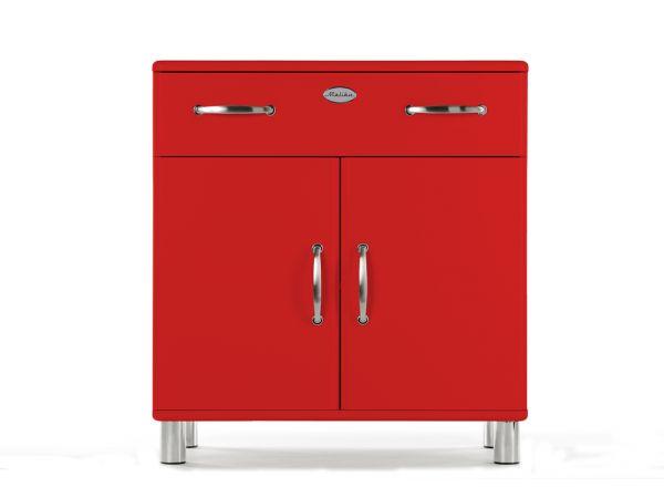malibu 5127 kommode sideboard rot wohnen pinterest. Black Bedroom Furniture Sets. Home Design Ideas