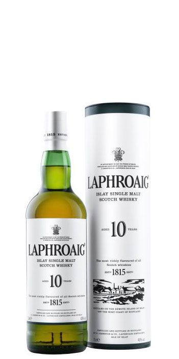 Den mest sålda av alla single malts från Islay